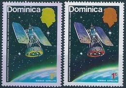 B6257 Dominica Space Science Meteorology ERROR - Klima & Meteorologie