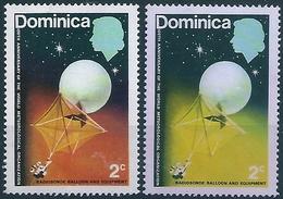 B6258 Dominica Space Science Meteorology ERROR - Klima & Meteorologie