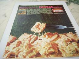 ANCIENNE PUBLICITE  LES RAVIOLI  REGIA DELICES  1964 - Affiches