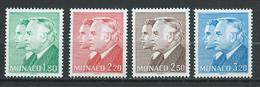 MONACO 1985 . Série N°s 1479 à 1482 . Neufs ** (MNH) - Monaco
