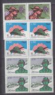 PGL DF144 - ITALIA REPUBBLICA 1972 SASSONE N°1176/78 ** QUARTINA - 6. 1946-.. Repubblica