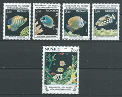 MONACO 1985 . Série N°s 1483 à 1487 . Neufs ** (MNH) - Monaco