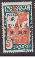 ININI          N°  YVERT  :  4   NEUF AVEC  CHARNIERES      ( 02/38   ) - Inini (1932-1947)