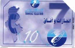 TUNISIA-  SCHEDA URMET-USATA - Tunisia