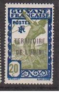 ININI          N°  YVERT  :  7  NEUF AVEC  CHARNIERES      ( 02/38   ) - Inini (1932-1947)