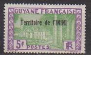 ININI          N°  YVERT  :  26           NEUF AVEC  CHARNIERES      ( 02/38   ) - Inini (1932-1947)