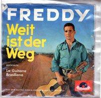Freddy - Weit Ist Der Weg - La Guitarra Brasiliana - Polydor 24381 - 1960 - Vinyl-Schallplatten