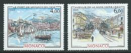 MONACO 1985 . N°s 1492 Et 1493 . Neufs ** (MNH) - Monaco