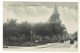HAGENAU / HAGUENAU - St Georgskirche - Bon état - Haguenau