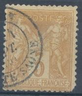 N°86  NUANCE ET OBLITERATION. - 1876-1898 Sage (Type II)