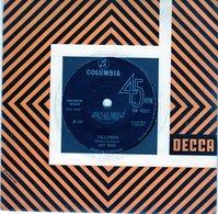 Jeff Beck - Tallyman - Columbia DB 8227 - 1967 - - Rock