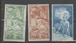 ININI          N°  YVERT  :    PA 1/3      NEUF AVEC  CHARNIERES      ( 02/38   ) - Inini (1932-1947)