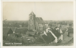 Zoutelande 1948; Vergezicht - Gelopen. (Joh. Kruit - Zoutelande) - Zoutelande