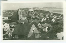 Zoutelande; Panorama - Gelopen. (J. De Visser En Zn. - Zoutelande) Lees Info! - Zoutelande