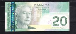 BANKNOTES-CANADA-SEE-SCAN-CIRCULATED - Canada
