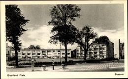 Cp Bussum Nordholland, Gooiland Flats, Wohnsiedlung, Platz Mit Neubauten - Ohne Zuordnung
