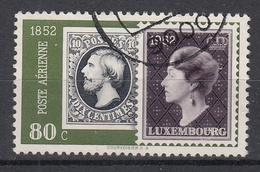 LUXEMBURG - Michel - 1952 - Nr 490 - Gest/Obl/Us - Poste Aérienne