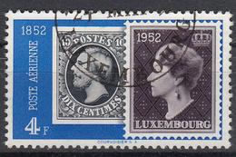 LUXEMBURG - Michel - 1952 - Nr 492 - Gest/Obl/Us - Poste Aérienne