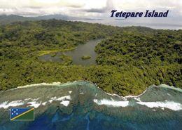1 AK Solomon Islands * Tetepare - Unbewohnte Insel In Der Western-Provinz - Größte Unbewohnte Tropische Insel Im Pazifik - Isole Salomon