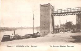 284) BAESRODE - Usines P. Vermeylen & Fils - Vue Du Grand élévateur élictrique - Dendermonde