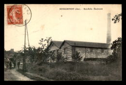 18 - HENRICHEMONT - BOIS-BELLE ELECTRICITE - Henrichemont
