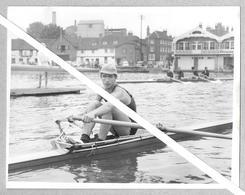 PHOTO PRESS - HENLEY REGATTA -  Vyacheslav Ivanov - BOATING - AVIRON - CANOTTAGGIO - 1958 - Sport