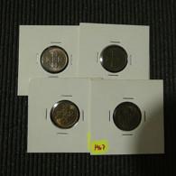 Portugal 4 Coins X Centavos 1967 Brown BU - Kilowaar - Munten