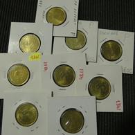 Portugal 9 Coins 10 Escudos 1987 Mundo Rural - Kilowaar - Munten