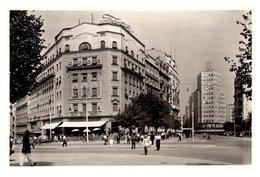 Serbie - Belgrad - Hôtel Balkan - Serbie