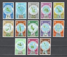 NOUVELLES-HEBRIDES .  YT   N° 495/507  Neuf **  1977 - Leggenda Francese
