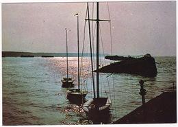 Arromanches (14) - Clair De Lune Sur Les Pontons - Arromanches