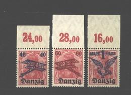 Danzig,Nr.50-52,OR,xx - Dantzig