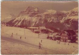 74  Les Carroz- Araches   Champ De Ski Et Pointe D'areu - Autres Communes
