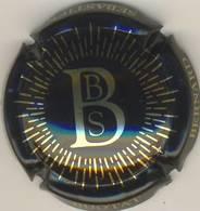 Plaque De Muselet Champagne Bernard Et Sébastien Bijotat - Capsules & Plaques De Muselet
