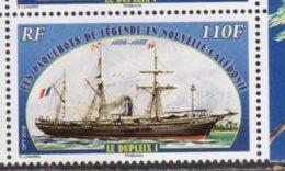 NEW CALEDONIA, 2018, MNH, SHIPS, 1v - Ships