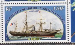 NEW CALEDONIA, 2018, MNH, SHIPS, 1v - Barche