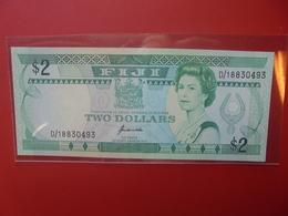 FIJI 2$ 1995 PEU CIRCULER BELLE QUALITE (B.6) - Fidji