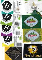 Lot 15 étiquettes - Beer