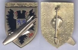 Insigne De La Base Aérienne 103 - Cambrai - Armée De L'air