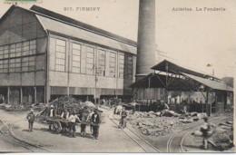 42 FIRMINY  Acieries . La Fonderie - Firminy