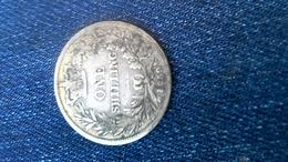 One  Shilling 1839 Argent - 1816-1901 : Frappes XIX° S.