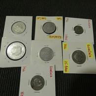 Romania 7 Coins - Kilowaar - Munten