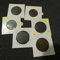 Portugal 6 Coins Monarchy - Münzen & Banknoten