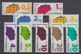 28399 Timbre Kilopost  Ki 1/9** - Belgium