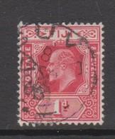 Fiji SG 127 1916 King George V One Penny Red,used - Fiji (1970-...)