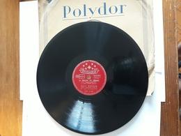 Polydor  Inc. Francese   -  Nr. 560.503   -  3578 /3576  ACP. Henry  Decker - 78 G - Dischi Per Fonografi