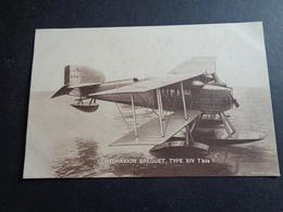 Aviation ( 145 ) Avion  Vliegtuig  :  Hydravion Brequet , Type  XIV  T Bis - 1919-1938: Between Wars