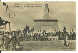 08 - FLOING SEDAN / INAUGURATION DU MONUMENT DES BRAVES GENS - France