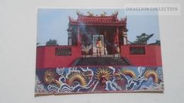 D167136  Malaysia  -  Sarawak - Kuching -  Tua Pek Kong Temple - Malaysia