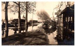 Chinon - Crue Du 4-5 Mars 1923 - Carte-photo - Rare - Chinon